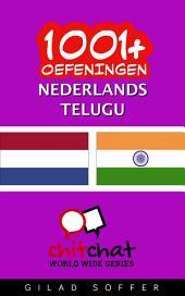 1001+ Oefeningen Nederlands - Telugu