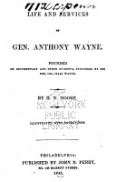 Life and Services of Gen  Anthony Wayne PDF