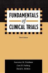 Fundamentals of Clinical Trials PDF