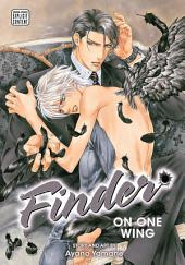 Finder Deluxe Edition: On One Wing, Vol. 3 (Yaoi Manga)