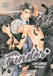 Finder Deluxe Edition  On One Wing  Vol  3  Yaoi Manga  PDF