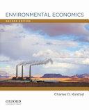 Environmental Economics PDF