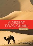 A Desert Food Chain PDF