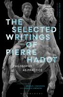 The Selected Writings of Pierre Hadot PDF