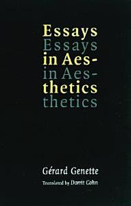 Essays in Aesthetics PDF