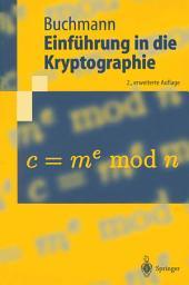Einführung in die Kryptographie: Ausgabe 2