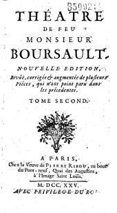 Théatre de feu Monsieur Boursault...