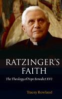 Ratzinger s Faith PDF