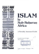 Download Islam in Sub Saharan Africa Book