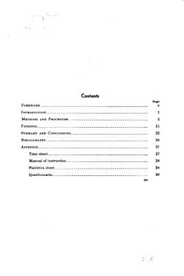 Unit Costs in a Selected Group of High school Libraries PDF