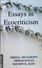 Essays in Ecocriticism PDF