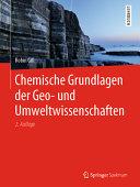 Chemische Grundlagen der Geo  und Umweltwissenschaften PDF