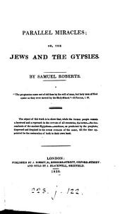 Parallel miracles; or, The Jews and the gypsies