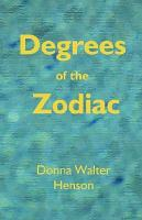 Degrees Of The Zodiac