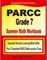 PARCC Grade 7 Summer Math Workbook