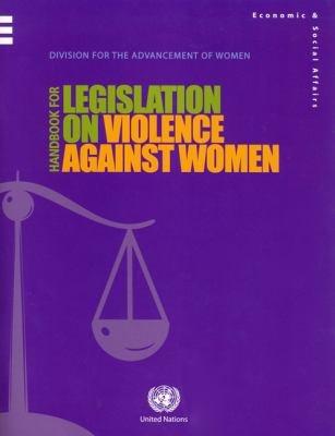 Handbook for Legislation on Violence Against Women