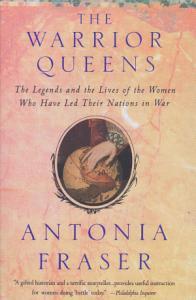 Warrior Queens Book