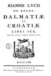 De regno Dalmatiae et Croatiae