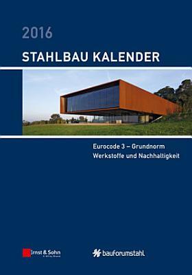 Stahlbau Kalender 2016 PDF