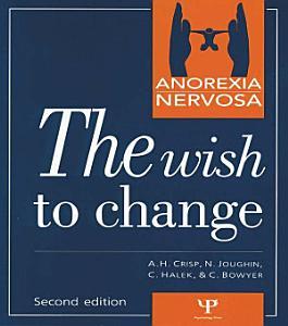Anorexia Nervosa Book