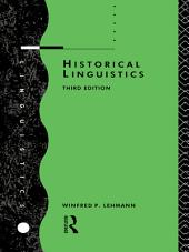 Historical Linguistics: An Introduction, Edition 3