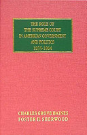 The Role of the Supreme Court in American Government and Politics  1835 1864 PDF