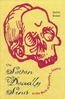 The Seven Deadly Sins in the Work of Dorothy L  Sayers PDF