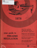Your Guide to Firearms Regulations
