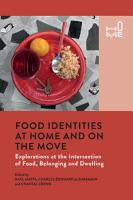 Food Identities at Home and on the Move PDF