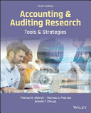 Accounting   Auditing Research PDF