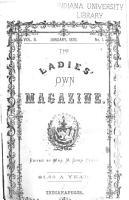 The Ladies  Own Magazine PDF