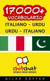 17000+ Italiano - Urdu Urdu - Italiano Vocabolario