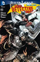 Detective Comics (2011-) #28