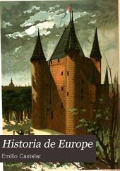 Historia de Europa: desde la revolución francesa hasta nuestros días, Volumen 2