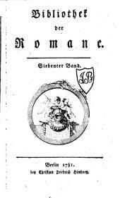 Bibliothek der Romane. (Hrsg. von Heinrich August Ottokar Reichard.)