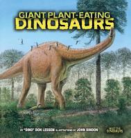 Giant Plant Eating Dinosaurs PDF