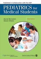 Pediatrics for Medical Students PDF