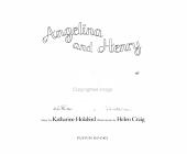 Angelina and Henry PDF