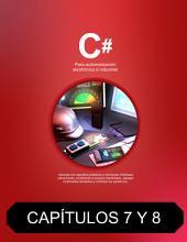 Capítulos 7 y 8 Libro C# para automatización electrónica e industrial: Ejercicios con microcontroladores PIC y C#.NET