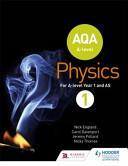 Aqa a Level Physics Year 1 Student Book PDF