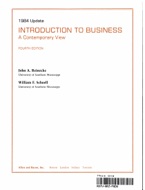 Introduction to Business PDF