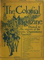 The Colonial Magazine PDF