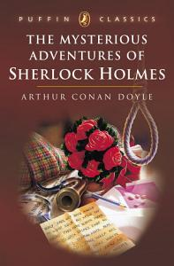 The Mysterious Adventures of Sherlock Holmes Book