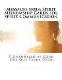 Messages from Spirit Mediumship Cards for Spirit Communication