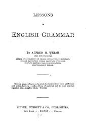 Lessons in English Grammar