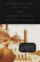 The Dream Palace of the Arabs PDF