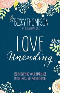 Love Unending Book