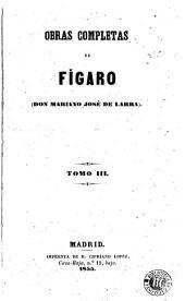 Obras completas de Fígaro