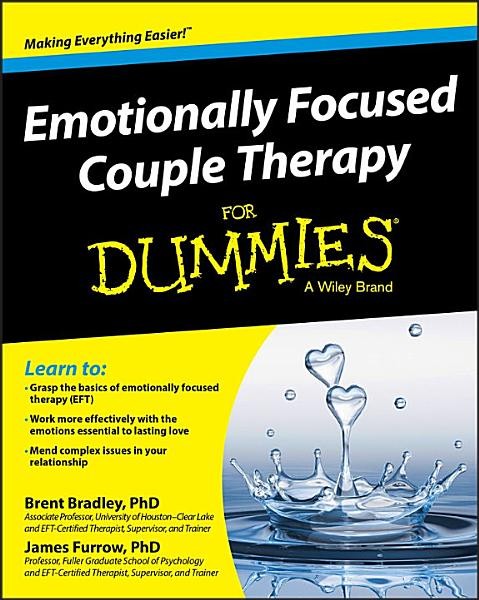 Download Emotionally Focused Couple Therapy For Dummies Book