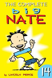 The Complete Big Nate   14 Book